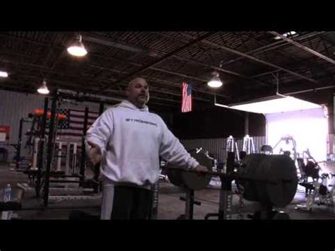dave tate bench press dave tate s six week bench press cure youtube