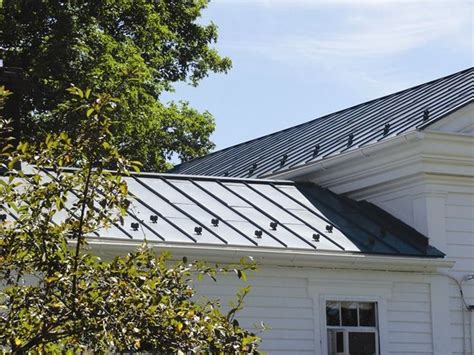 metal roof ceiling standing seam shingle metal roofing walls and ceilings