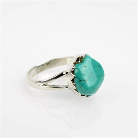 Wedding Rings With Turquoise by 25 Best Ideas About Turquoise Engagement Rings On