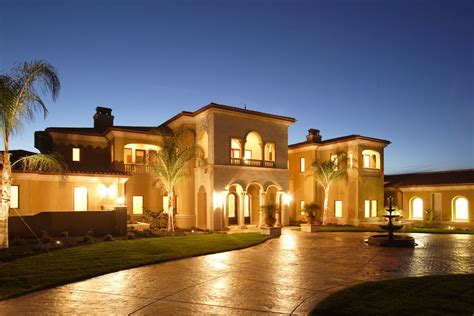fancy houses 5 san diego homes exterior design ideas