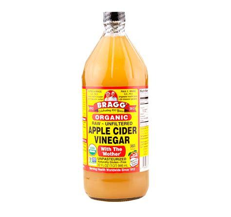 Apple Cider Vinegar bragg organic apple cider vinegar w mill creek