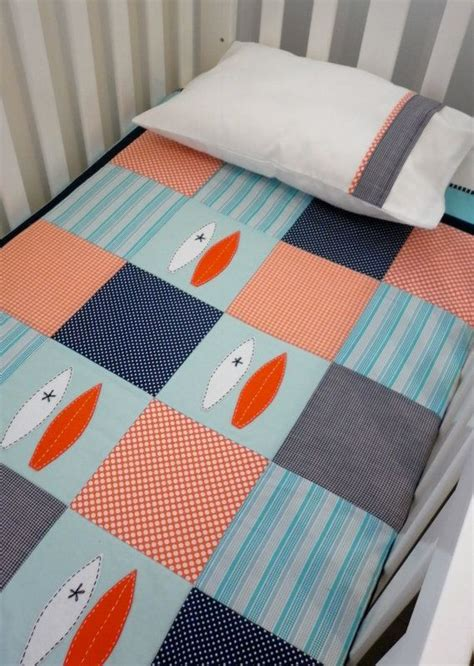 Surfboard Crib Bedding 17 Best Images About Baby 2 Nursery Ideas On Surf Decor Surf And Nursery Bedding
