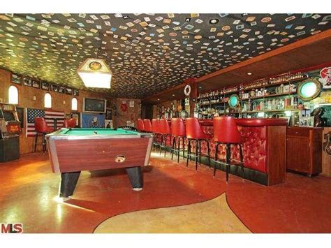 adam carolla house want a house with its own dive bar rent adam carolla s funky los angeles home for