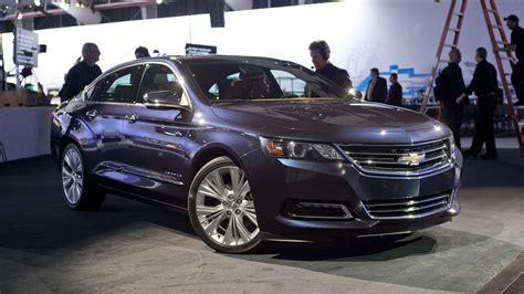 chevrolet impala ss 2014 2014 chevrolet impala ss sport top auto magazine