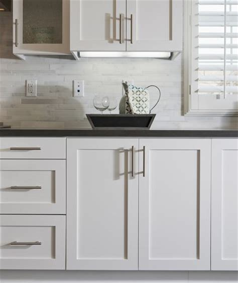 How To Spruce Up Your Rental Kitchen Trips White Hardware For White Kitchen Cabinets