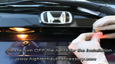 boat driving licence hk 026 t10 led license plate light bulbs installation by