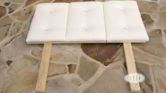 how to make a headboard out of wood how to make a headboard
