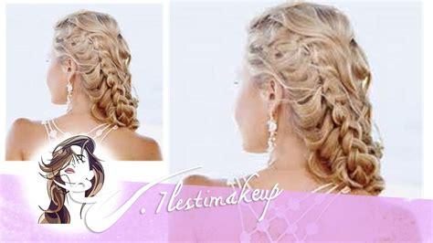 paso a paso peinados con trenzas de lado paso a paso www pixshark