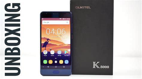 8000mah battery 5 5 quot amoled oukitel k8000 smartphone
