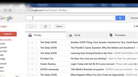 How To Search For Emails On Gmail How To Delete All Gmail Inbox Messages At Once