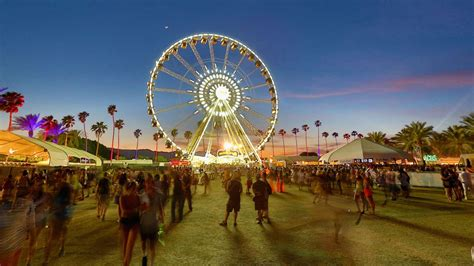 coachella festival coachella 2017 lineup dates festival schedule tickets info