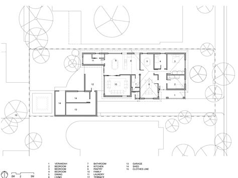 floor plans melbourne freadman white designs new layout for 1930s melbourne home