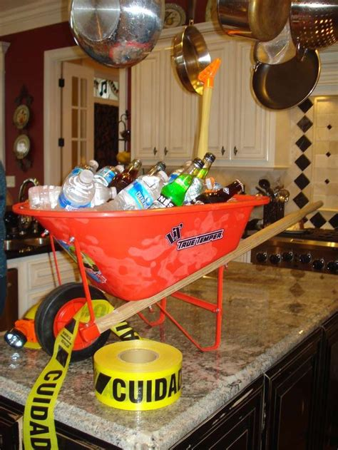Construction Baby Shower Ideas by Construction Baby Shower Ideas