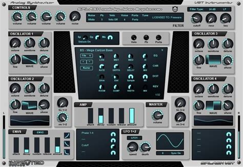 best free vst synth splash free vst synth plugin by infected sounds producerspot