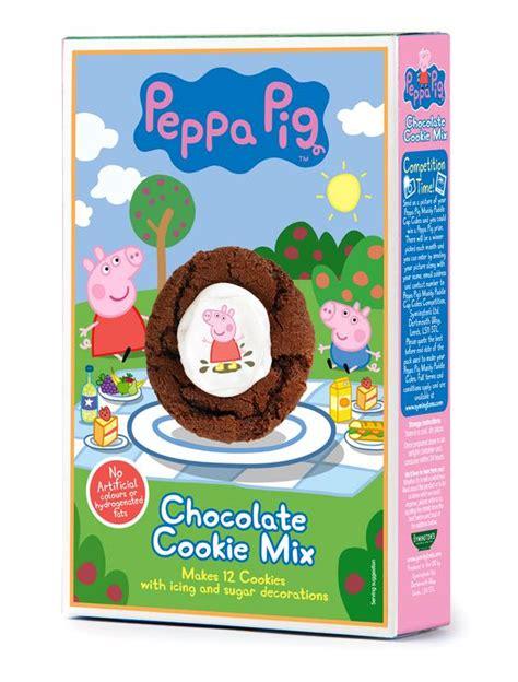 Gcs 20 Peppa by Peppa Pig Baking Mixes From Symington S Foodbev Media