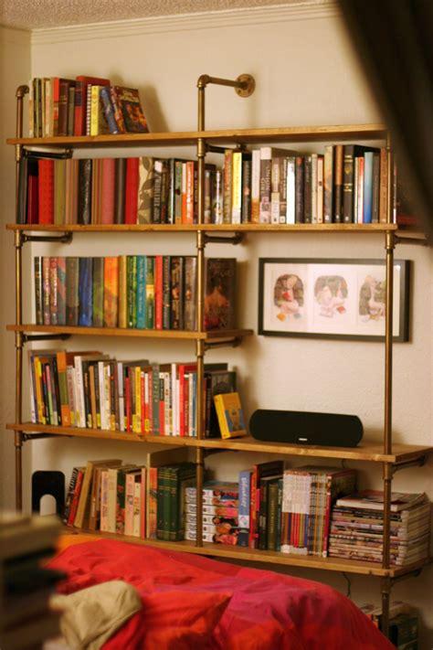 classic dorm desk bookshelf vintage and wooden industrial bookcase designs