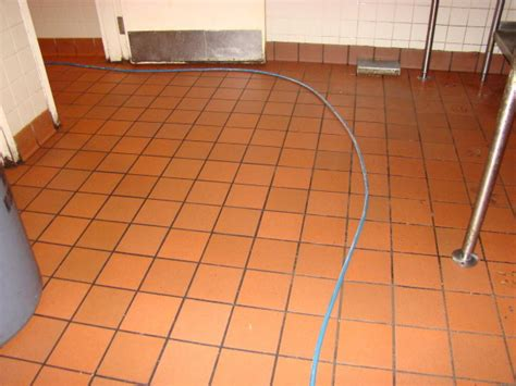 care for tile kitchen floor commercial kitchen tile floor before before after