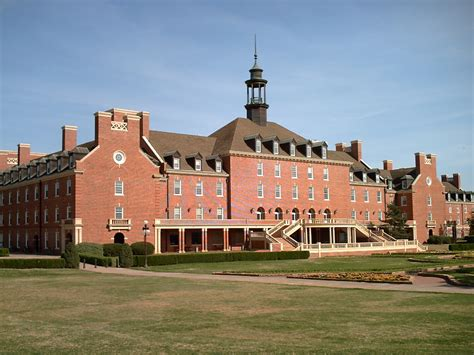 Delaware State Mba by Student Union Oklahoma State