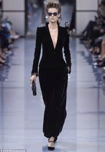 And Cate Blanchett At The Armani Fashion Show by Cate Blanchett Attends Armani Prive Show At Haute Couture