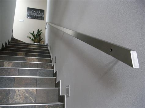 corrimano a muro corrimano a muro in acciaio inox alcamo trapani