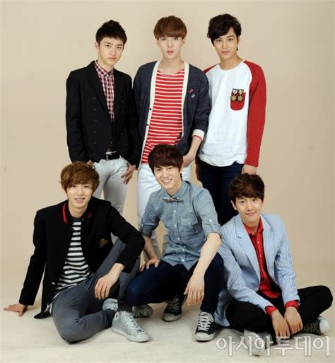 exo interview style i d exo k hare
