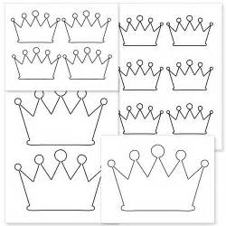 Printable Crown Template by Best Photos Of Printable Crown To Decorate King Crown