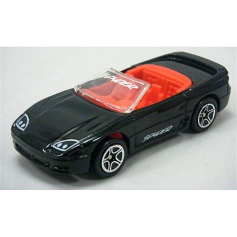 matchbox mitsubishi matchbox mitsubishi 3000 gt spyder global diecast direct