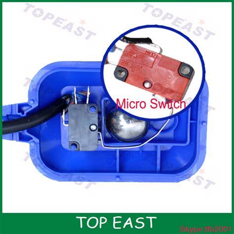 Float Switch Drakos Kabel 5meter 6 mt wassertank elektrische mechanische f 252 llstandsregelung