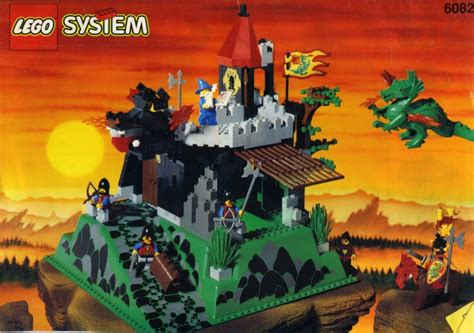 Lego 850889 1 Castle Dragons Accessory Set castle knights brickset lego set guide and database