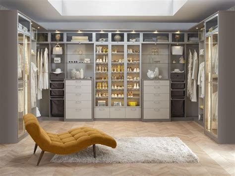 custom closet design by california closets