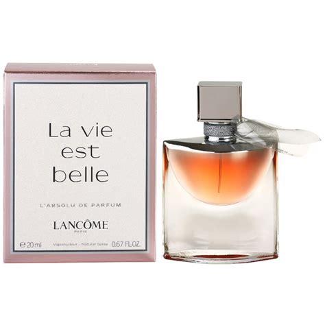 Lancome Absolu 285 lanc 244 me la vie est l absolu woda perfumowana dla