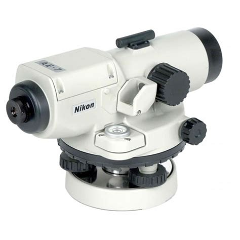 Alat Ukur Automatic Level Nikon Ac 2s nikon ae 7c automatic level 30x jual harga price gpsforestry suppliers