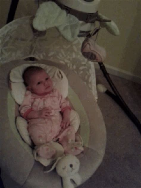 baby bunny swing my little snugabunny by fisher price a honest review