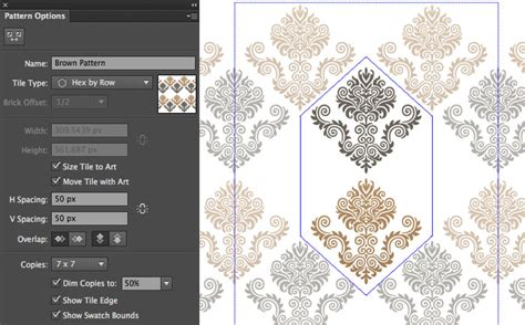 pattern in illustrator cs6 pattern creation in illustrator cs6 iceflowstudios