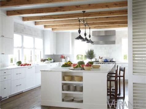 nantucket kitchens nantucket kitchen via veranda magazine kitchens pinterest