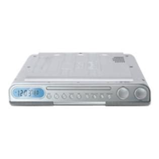 cabinet cd am fm radio gpx kc218s cabinet am fm cd player