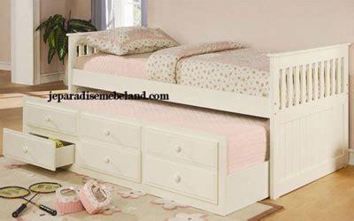 Tempat Tidur Dr Kayu jual tempat tidur anak jual mebel jepara