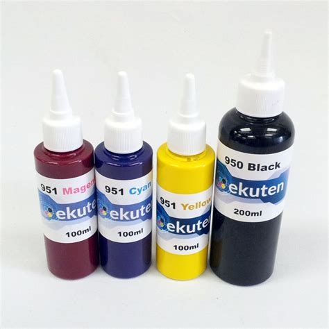 Tinta Reffil Made In Korea Dye Ink Hp 1000 Gram 1 hp 950