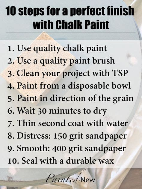 decor hacks great tips and tricks to make creating decor hacks painted new tips and tricks for using chalk