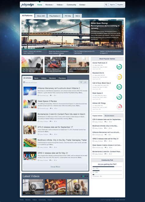 best templates for news website best premium html news website templates