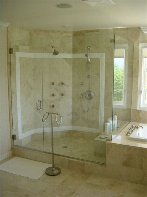 framed vs frameless glass shower doors options ideas 4 homes