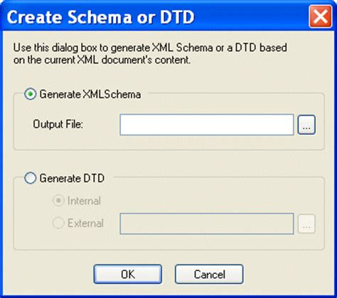 create schema updating the schema of a sle document
