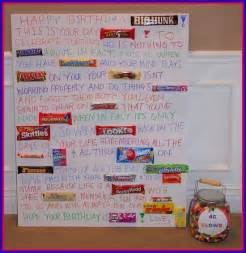 Candy Poem For 50th Birthday » Home Design 2017