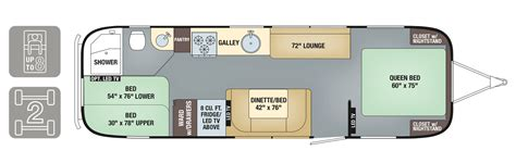 airstream travel trailer floor plans airstream trailer floor plans airstream travel trailers