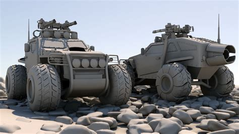 future military jeep future military vehicle 3 eric hernandez portfolio