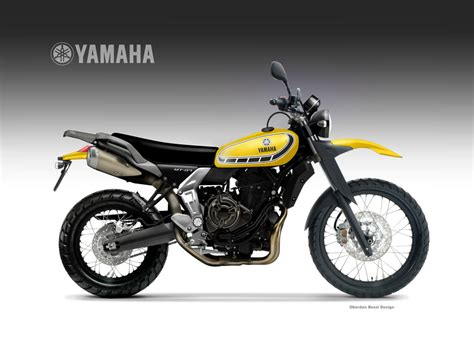 This Yamaha MT 07 Could Give Ducati Scrambler a Run for