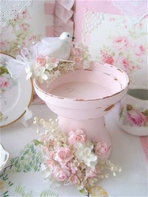 Sprei Shabby Chic Wish 1000 Images About Clay Peat Pot Crafts On