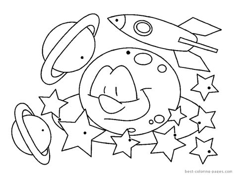 printable space coloring pages az coloring pages