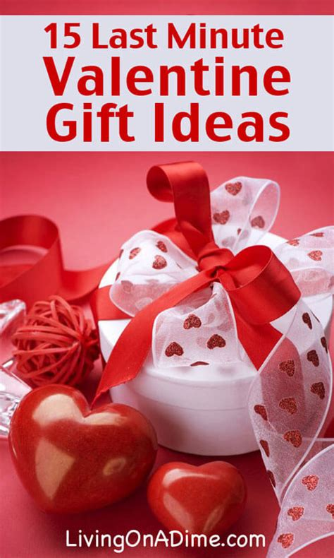 valentines day gift ideas 15 last minute s day gift ideas