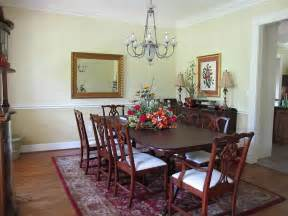 Chair Rails In Dining Room » Home Design